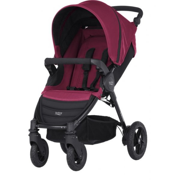Britax B-Motion 4 kočárek 2020 Wine Red