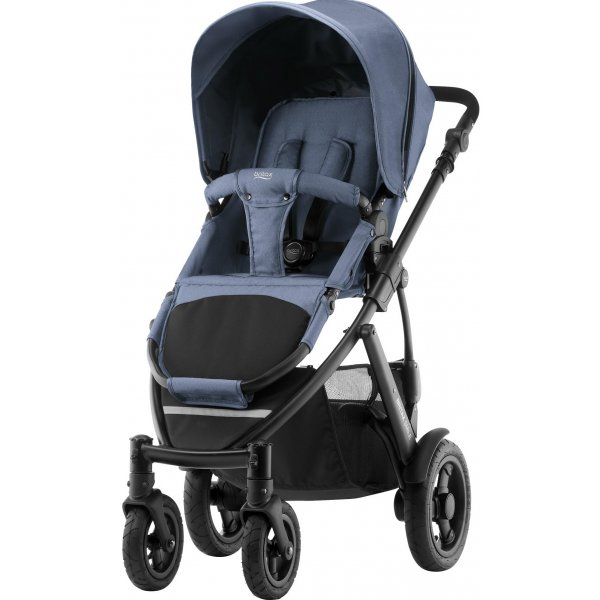 Britax Smile 2 kočárek Blue Denim