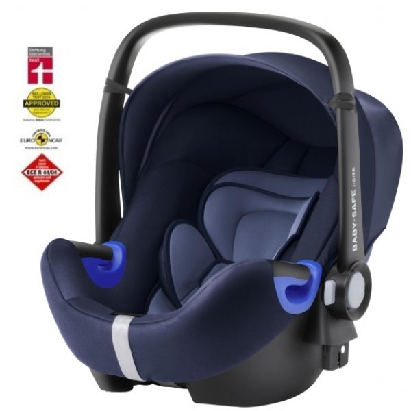 Römer BABY-SAFE i-SIZE autosedačka 2018 Moonlight Blue
