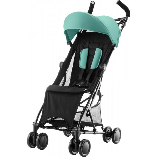 Britax Holiday 2017 Aqua green