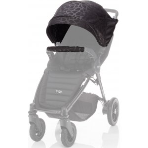 Britax Barevný set ke kočárku B-Agile 4 Plus/B-Motion 3/4 Plus Limited 2018 Geometric Black