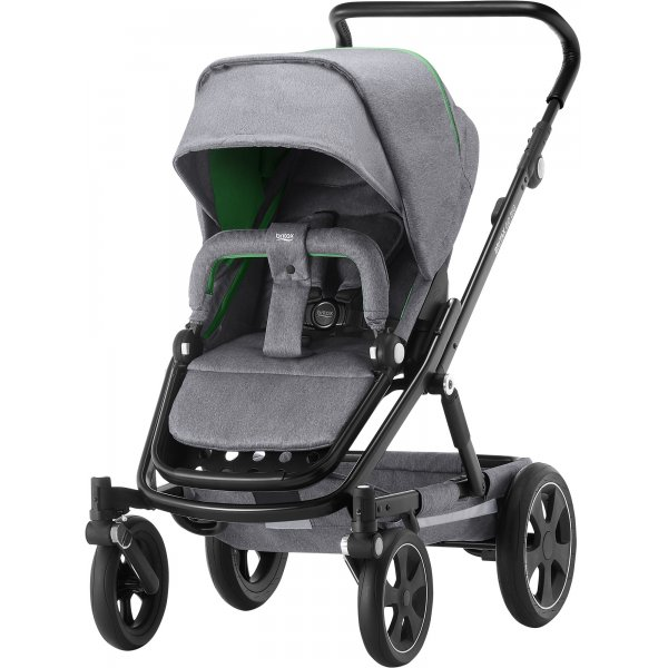 Britax Go Big 2 kočárek 2018 Dynamic Grey