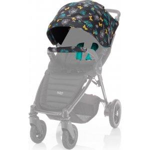Britax Barevný set ke kočárku B-Agile 4 Plus/B-Motion 3/4 Plus Limited 2018 Butterfly Flowers