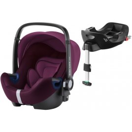 Römer Baby-Safe 2 i-Size Bundle Flex