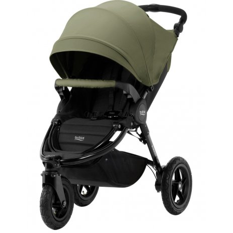 Britax B-Motion 3 PLUS + korba 2019 Olive Green