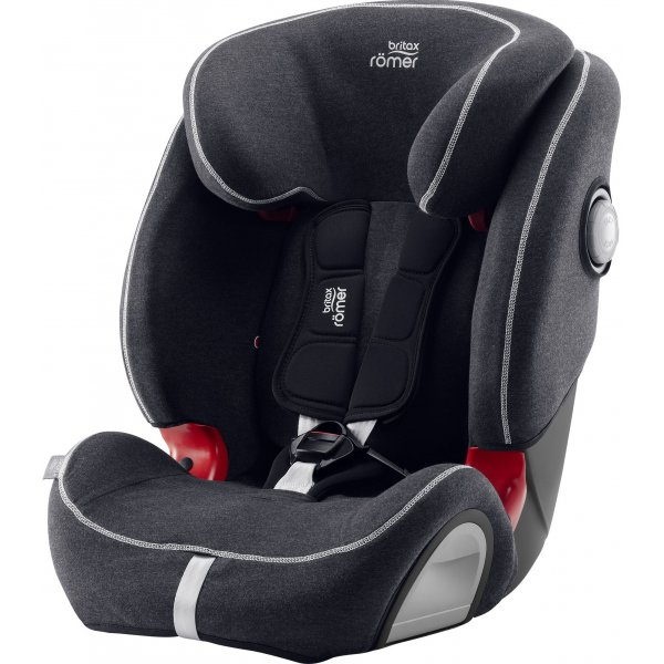 Römer Potah Comfort Evolva 123 SL SICT 2019 Dark Grey