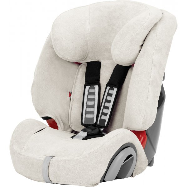 Britax Letní potah Evolva/Multi-Tech Off-White