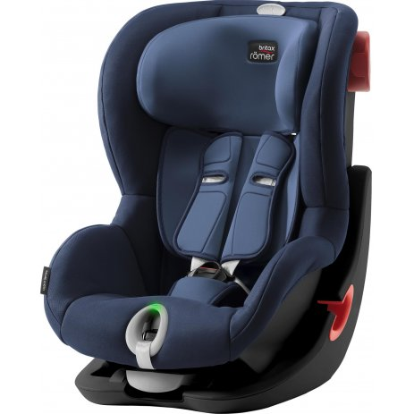 Römer Autosedačka King II LS Black 2021 Moonlight Blue S